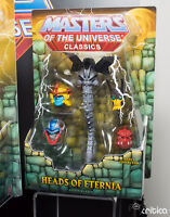 MOTU Heads of Eternia Pack MOTUC Masters of the Universe Classics 200x In Hand