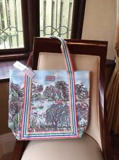 Cath Kidston Daisies And Roses Coated Large Tote Bag -BNWT