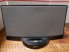 BOSE SoundDock Digital Music System Series 1 For Parts Not Working Clean