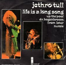 7inch JETHRO TULLlife is a long song EP HOLLAND VG++/EX (S2668)