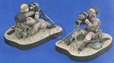 Verlinden 120mm 1/16 US M47 Dragon Gunner in Operation Desert Storm Vignette 748