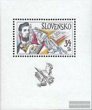 Slowakije Blok 2 (compleet.Kwestie.) postfris MNH 1994 Slowakische Volkslied