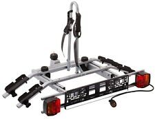Spring SALE ! Titan 2 Bike Rack / Cycle Carrier Towbar Mounted Tilting 7pin plug