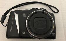 Canon PowerShot SX130 IS 12.1MP Digital Camera PC1562