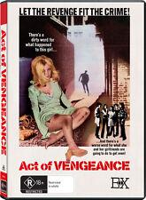 Act of Vengeance (1974, aka Rape Squad) - DVD + Booklet Star Base