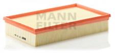 Mann-Filter Luftfilter passend für VW Bus T5 T6 Transporter Multivan - C 32 191