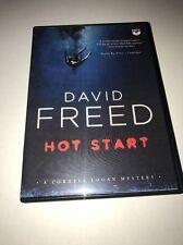 Hot Start ~ David Freed ~ MP3 CD Unabridged Audio