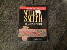 Wilbur Smith The Seventh Cross Audio Book! Cassette! Look In The Shop!