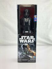 """Star Wars Rogue One Death Trooper 12"""" Action Figure New In Box"""