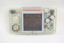 NEO GEO Neogeo Pocket Color CRYSTAL Console System SNK Tested 16117 Japan