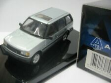 WOW EXTREMELY RARE Range Rover 4.6 HSE RHD 1999 Silver m 1:43 Auto Art-Discovery
