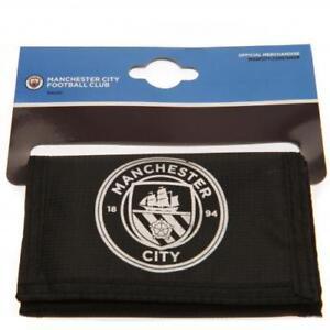 Manchester City F.C. Nylon Wallet RT
