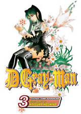 Very Good, D GRAY MAN GN VOL 03 (C: 1-0-0), Hoshino, Katsura, Book