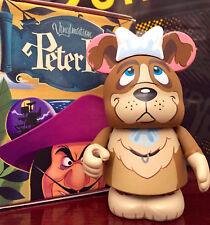 """DISNEY VINYLMATION 3"""" PETER PAN SERIES NANA SAINT BERNARD DOG COLLECTIBLE FIGURE"""