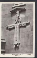 Yorkshire Postcard - Bradford Cathedral Majestas    RS5990