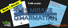 "[FFSMC Productions] Decals 1/48 ""Mirage F1 Opération Hamattan"""