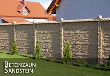Gartenzäune & Sichtschutzwände aus Beton günstig kaufen | eBay