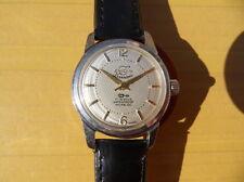 Vintage SWISS ENICAR ULTRASONIC 17 Jewels Manual Men's Watch,cal.980