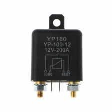 200A 24V/12V DC High Power Car Relay Truck Motor Continuous Automotive Switch