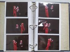 FRANK SINATRA & SHIRLEY MCLANE IN CONCERT 3x4 Photos lot 12