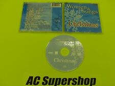 Women Songs christmas - & - CD Compact Disc