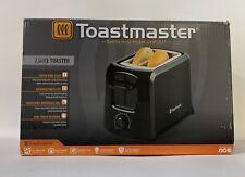 Toastmaster 2 Slice Toaster Black Free Shipping
