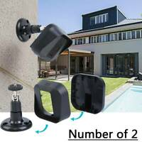 2x 360°Wall Mount Stand & Cover Bracket For Blink XT Home Security Camera System