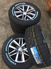 """Toyota Hilux St5 Wheels And Tyre Brand New Alk Terrain 18"""""""
