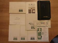Jaguar XJ6 XJ Owners Handbook/Manual and Wallet 88-93