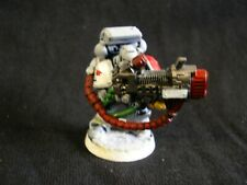 Warhammer 40k Space Wolves Long Fang with Plasma Cannon  Painted