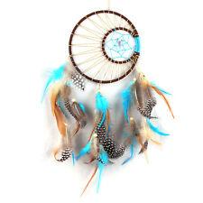 Dreamcatcher Traumfänger Indianer Federn Träume Bead handgemachte Wand hängend