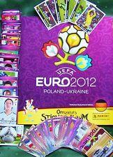 Panini Fußball EM 2012 bis zu 60 Sticker aussuchen  m. Manuel Neuer TOP Qualität