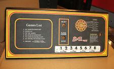 ARACHNID Super-6 Mark Darts Control Panel Bezel Replacement