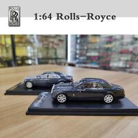 1:64 Car Model Rolls-Royce Phantom Coupe Rolls Royce Ghost Extended Wheelbase