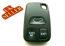 for VOLVO 3 BUTTON S40 V40 S70 C70 V70 Remote Key FOB Case Shell UK SELLER