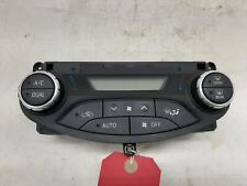 2018 TOYOTA YARIS Heater Air Con A/C Climate Controller 75F206