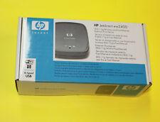 HP Jetdirect ew2400 WLAN LAN Printserver J7951G für diverse Drucker NEU OVP WIFI