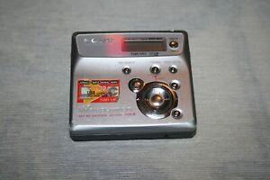 Sony MZ-N505 NET MD Minidisc Walkman