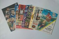 Lot of 9 English Rugby League Programmes 91-95