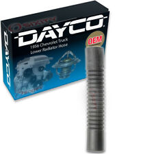 Dayco Lower Radiator Hose for 1956 Chevrolet Truck 5.3L V8 - Engine Coolant xy
