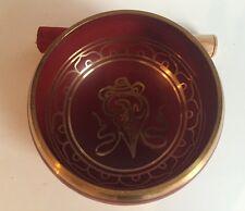 Very Large Tibetan Singing Bowl 6.5''/16.5cm Diameter/ YOGA/ Meditation/Gong