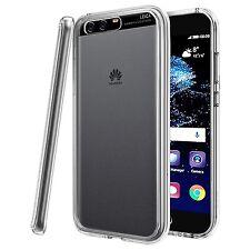For Huawei P10 - Tough Thin Clear TPU Gel Case Cover Skin