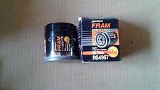 FRAM DG4967 ENGINE OIL FILTER NEW PH4967 PF1233 B33 85394 P502015 PH2840 51360