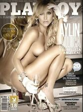 PLAYBOY MAGAZINE MEXICO AYLIN MUJICA MARCH 2013 PLAYBOY MEXICAN EDITION 03/13