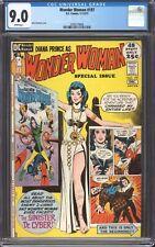 WONDER WOMAN #197 (1971) CGC 9.0 VF/NM / DC Comics / Diana Prince era!