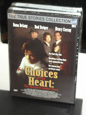 Choices of the Heart: The Margaret Sanger Story (DVD) Dana Delany, Rod Steiger,
