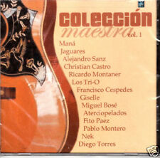 Coleccion Maestra Vol. 1  BRAND NEW FACTORY SEALED   CD