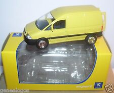 NOREV 3 INCHES 1/54 PEUGEOT EXPERT couleur JAUNE POSTE IN BOX