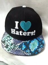 DGK, Genuine KAYO Merchandise   Adjustable cap,snakeskin effect on peak, NEW
