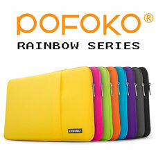 Ultrabook Chromebook Notebook Laptop Sleeve Case Bag For HP COMPAQ ACER DELL LG